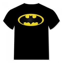 PRODUTO TESTE - Camiseta Batman - Preta - PODE EXCLUIR