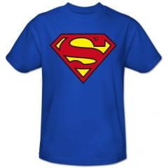PRODUTO TESTE - Camiseta Super Homem - PODE EXCLUIR